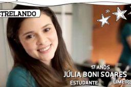 Histórias Inspiradoras: Julia Boni Soares