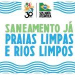 Petição quer 3 milhões de assinaturas pela universalização do saneamento básico