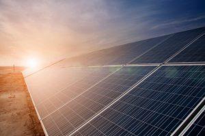 painel fotovoltaico produz energia solar