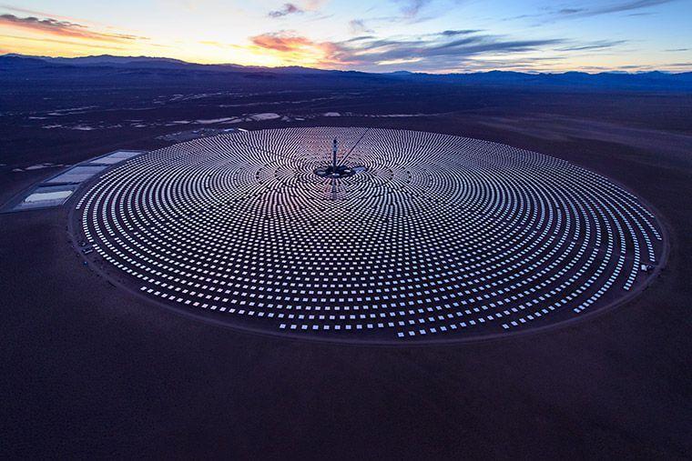 Faça Chuva Ou Faça Sol Juntos Faremos O Dia Ser: Veja Como Funciona A Primeira Usina Solar Que Produz