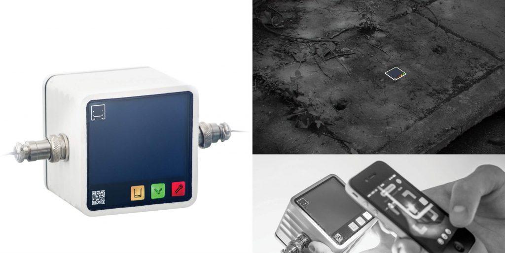 Bueiros Conectados Dispositivo