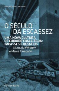 Capa do livro O século da escassez