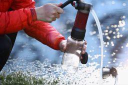 Filtro de água portátil