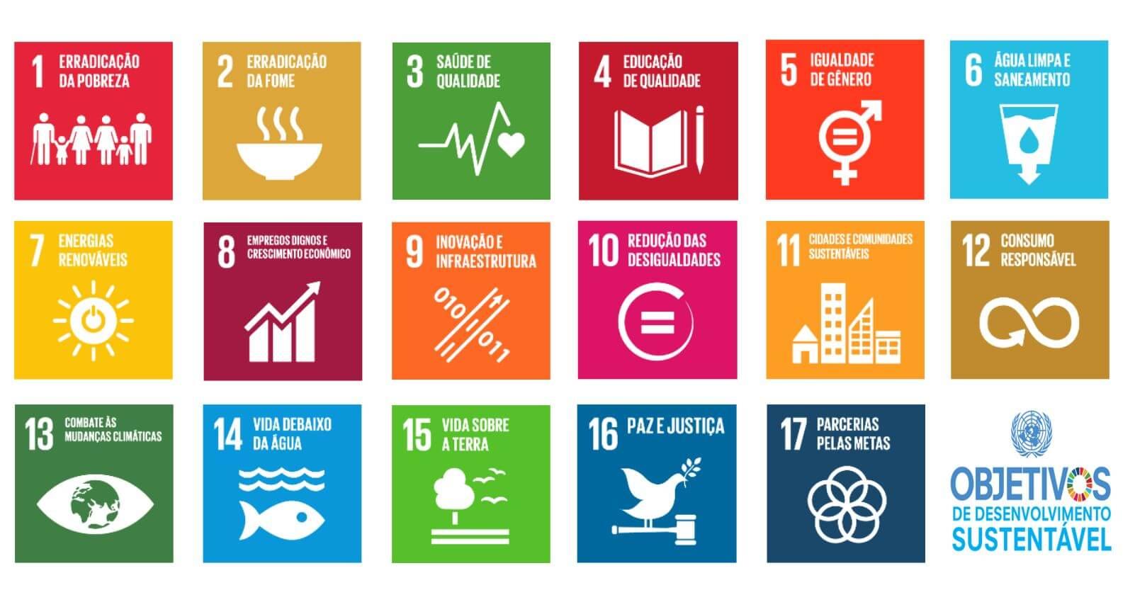 17 Objetivos do Milênio - 20 países com melhor desenvolvimento sustentável