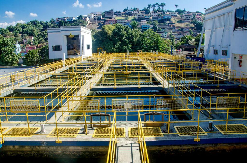 Estação de Tratamento de Água cachoeiro de itapemirim