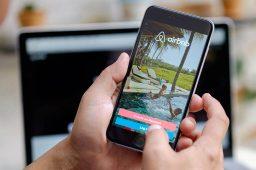 Airbnb oferece desconto