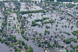previsão de enchentes