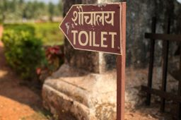 banheiros índia