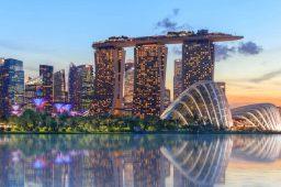 O que podemos aprender com a estratégia hídrica de Cingapura