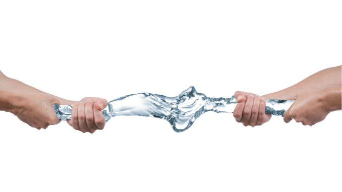 conflitos por água