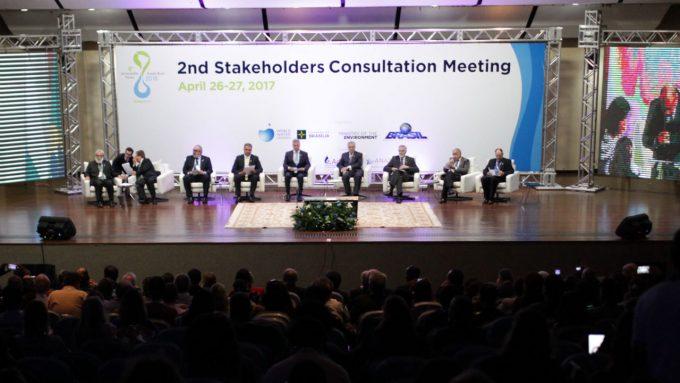 fórum mundial da água - reunião preparatória