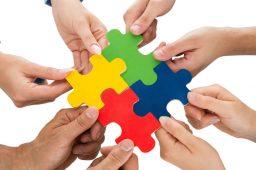 mãos unidas integração gestão de recursos hídricos