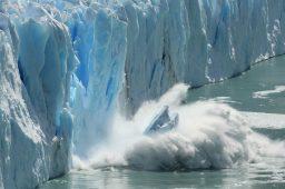 geleira derretendo dia mundial do meio ambiente