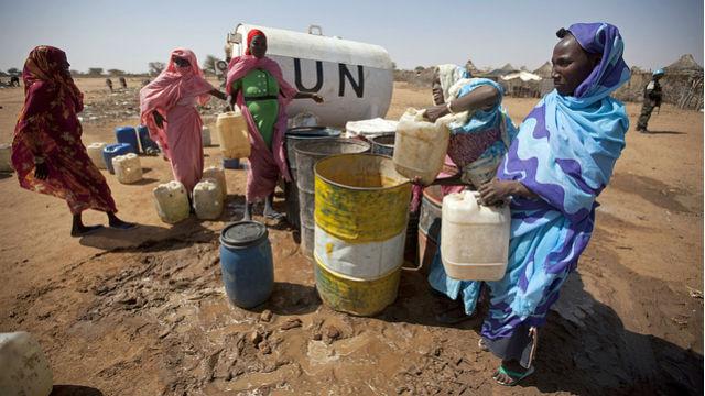 ONU: 90 países não cumprirão promessa de universalizar saneamento até 2030
