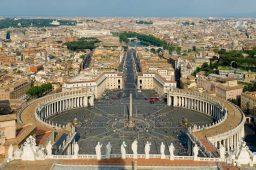 Vaticano desliga fontes para economizar água durante crise hídrica