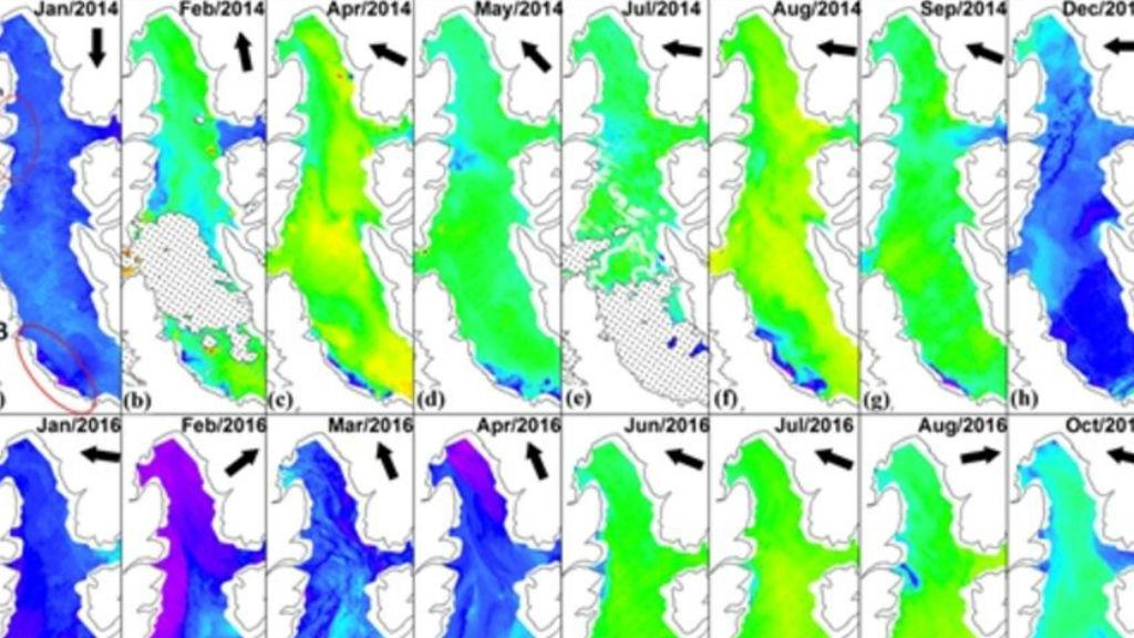 Tecnologia permite monitorar qualidade da água de reservatórios via satélite