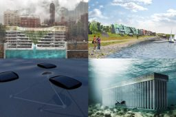 Novos projetos de urbanismo tratam água na cidade como aliada