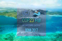 O que de mais importante aconteceu na COP 23