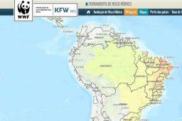 WWF lança ferramenta que indica risco hídrico em diferentes regiões do Brasil