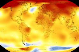 Mesmo sem El Niño, 2017 fecha como segundo ano mais quente da história