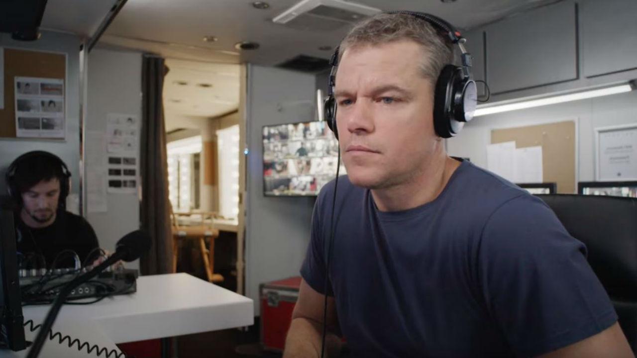 Matt Damon quer saber: e se você tivesse que esperar 6 horas por água?