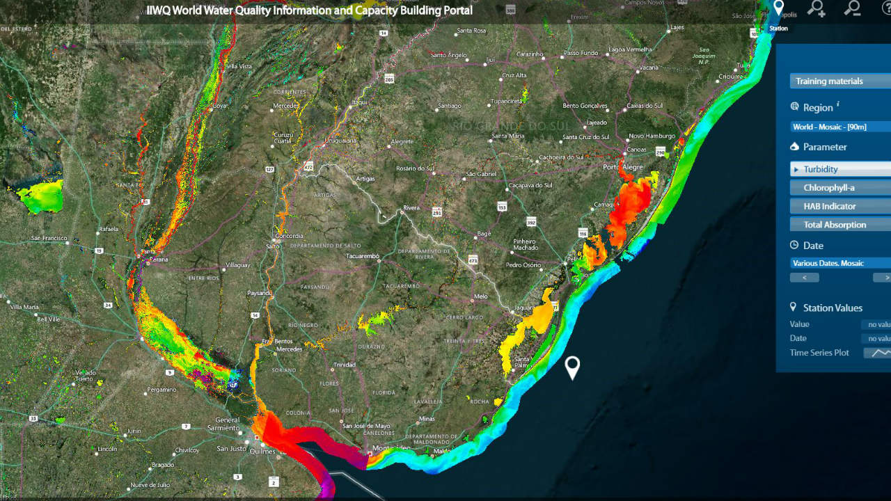 Unesco passa a monitorar reservatório de Itaipu e bacia do rio Paraná