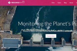 Novo sistema monitora 500 mil barragens pelo mundo via satélite