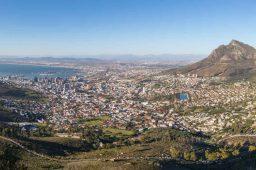 O que salvou a Cidade do Cabo da falta de água em 2018?
