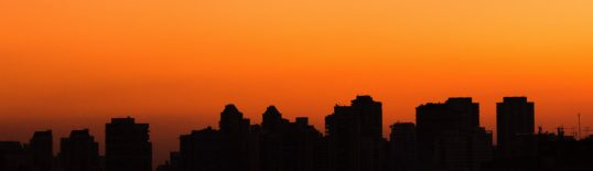 São Paulo em alta temperatura. Crédito: Ricardo Utsumi/Unsplash